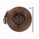 Monedero 3D Lunar Wolf