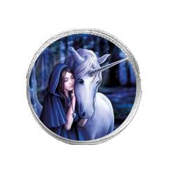Monedero 3D Unicornio