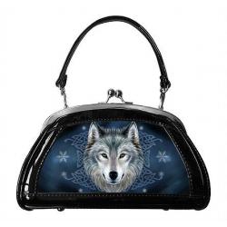 Bolso 3D Lunar Wolf